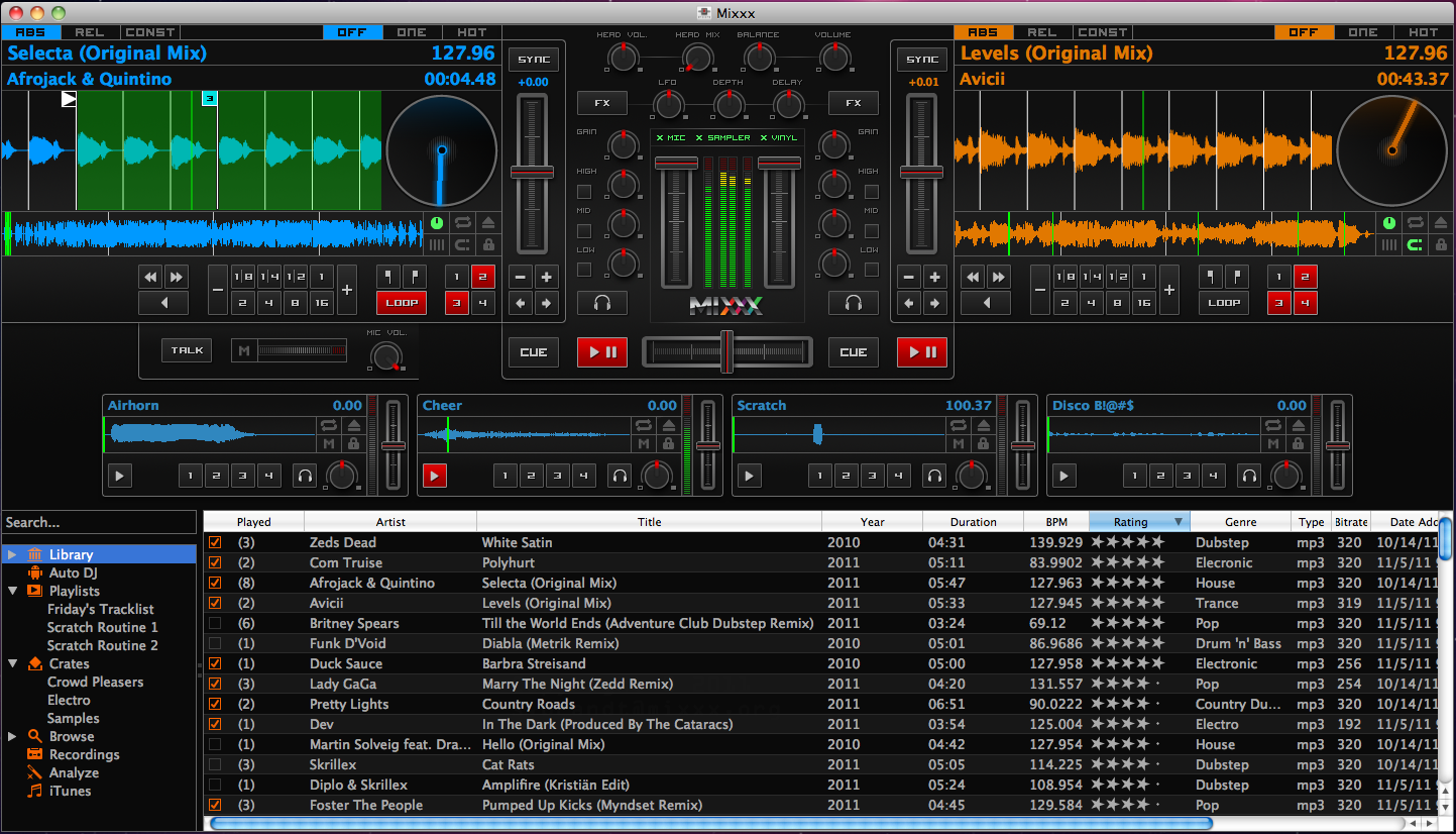Top Dj Softwares For Windows Mac 2012