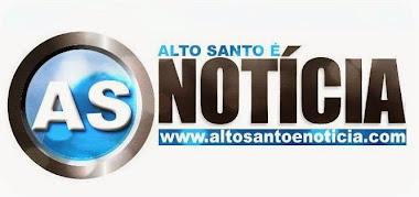 ALTO SANTO É NOTÍCIA
