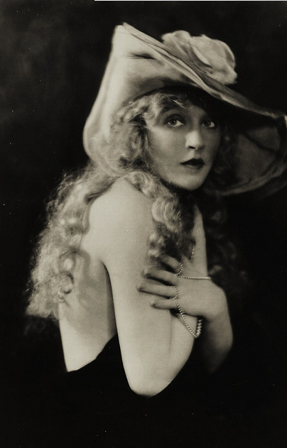 vintage portrait mae murray
