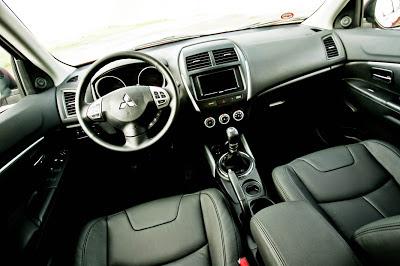 Nuevos cambios en el Mitsubishi ASX - coches y motos 10