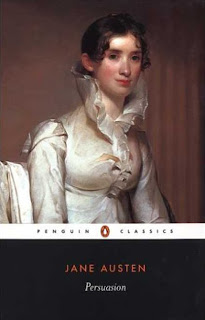 Jane Austen Persuasion book cover