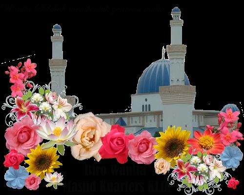 Biro Wanita Masjid Kuarters KLIA
