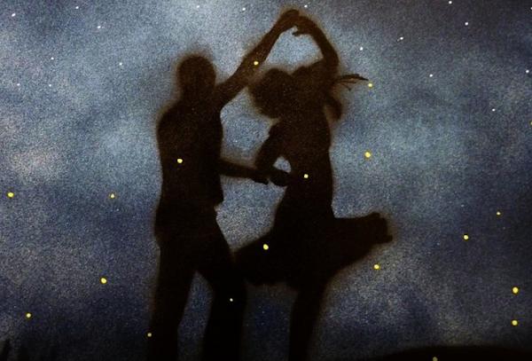 Δ.Λιαντίνης: Κάθε φορά που ερωτεύονται δύο άνθρωποι, γεννιέται το σύμπαν.