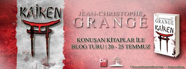 Kitaplar m ve ben kitap blogu konu an kitaplar ile blog turlar kaiken jean christophe - Jean christophe grange kaiken ...