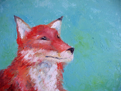 Fox face, Joa Stenning 2011