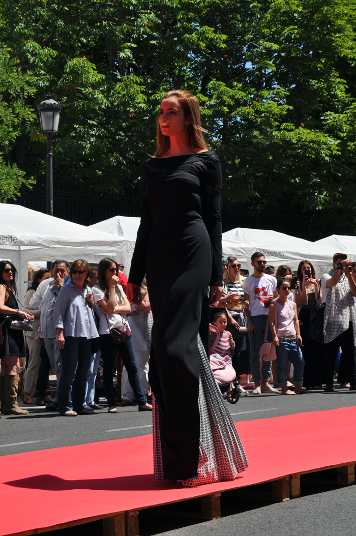 Distrito 01 - High Couture in the Streets of Madrid || Wanderwings