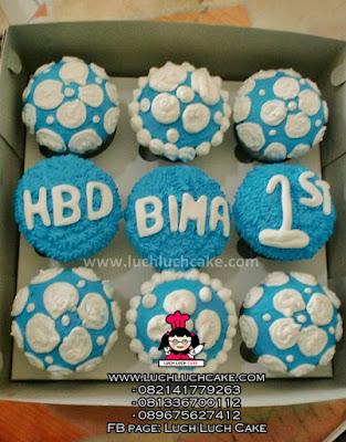 Cupcake Buttercream Batik