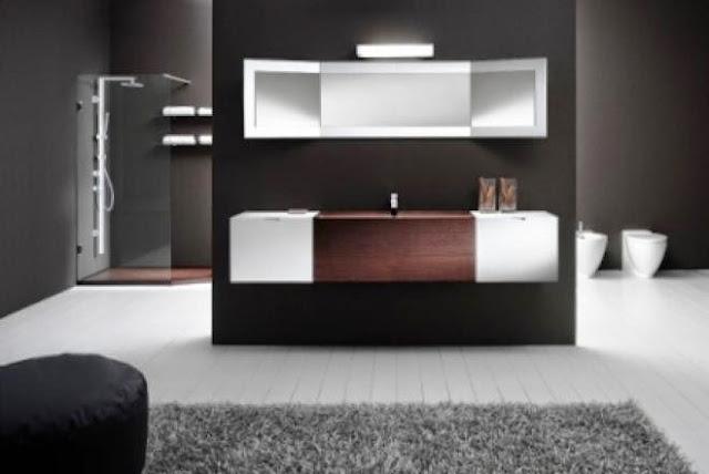 4 صور تصاميم و نماذج حمامات حديثة