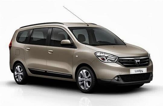 Renault Lodgy Dacia MPV
