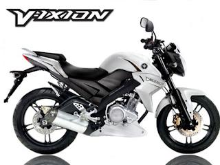 Info Daftar Harga Motor Yamaha Terbaru 2013