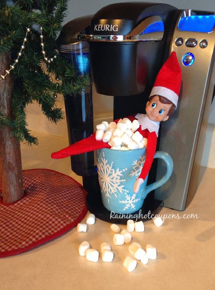 "How to Stir Up Mischief With Your ""Elf on the Shelf"""