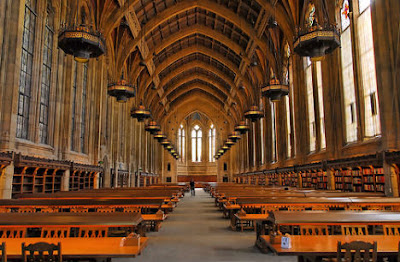Suzzalo Library, University of Washington, Seattle