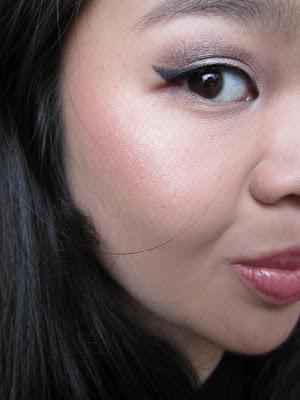 JM Black Lipstick Shout