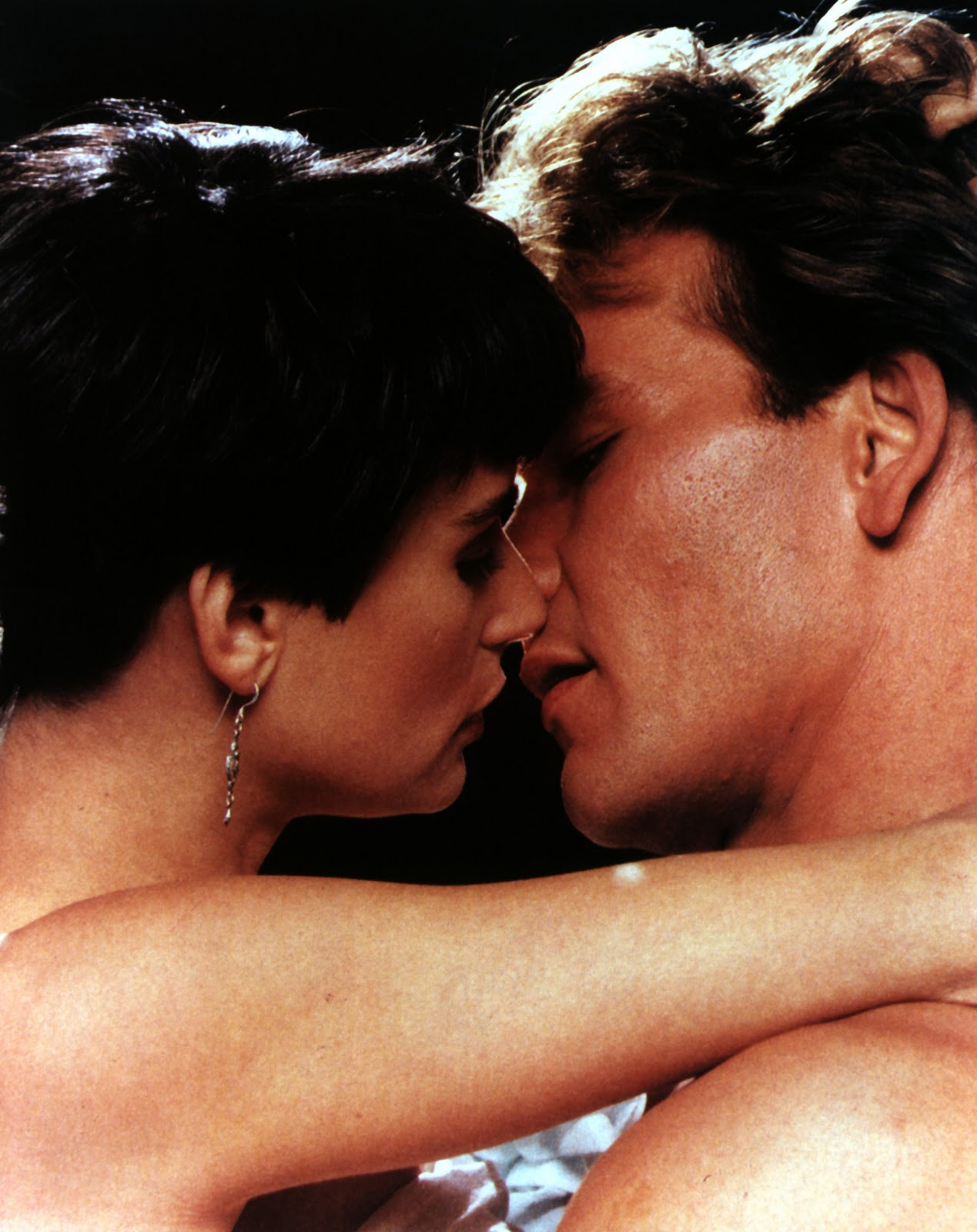 Demi Moore And Patrick Swayze   Ghost Movie Photo 3