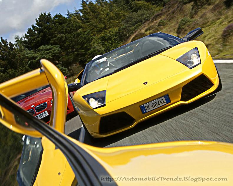 Automobile Trendz: Lamborghini vs BMW Lamborghini Vs Bmw
