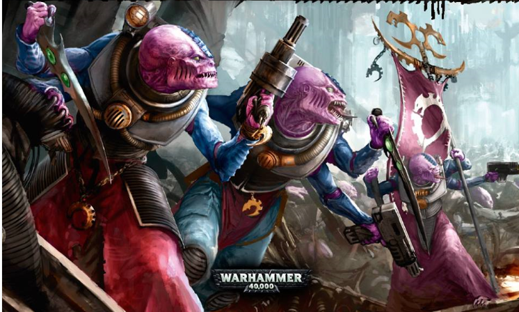 This Week's Pre-Orders Details: Genestealer Cults