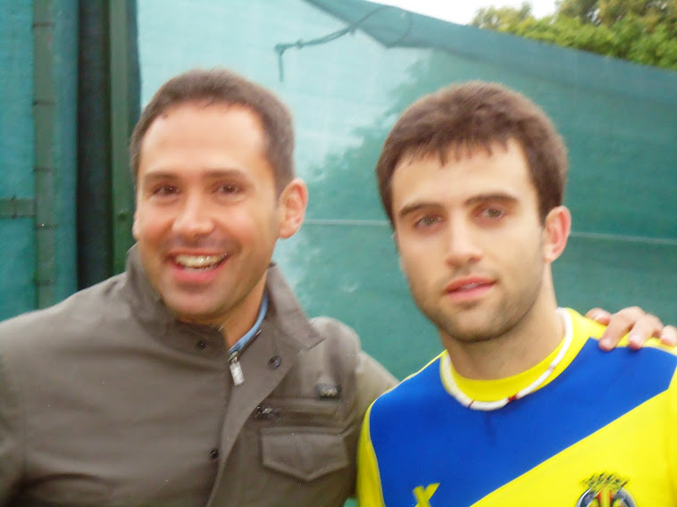 Together with Giuseppe Rossi