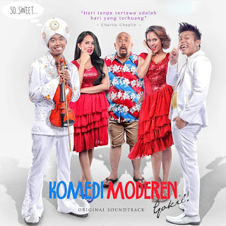 Various Artists - Komedi Moderen Gokil! (Original Motion Picture Soundtrack) on iTunes