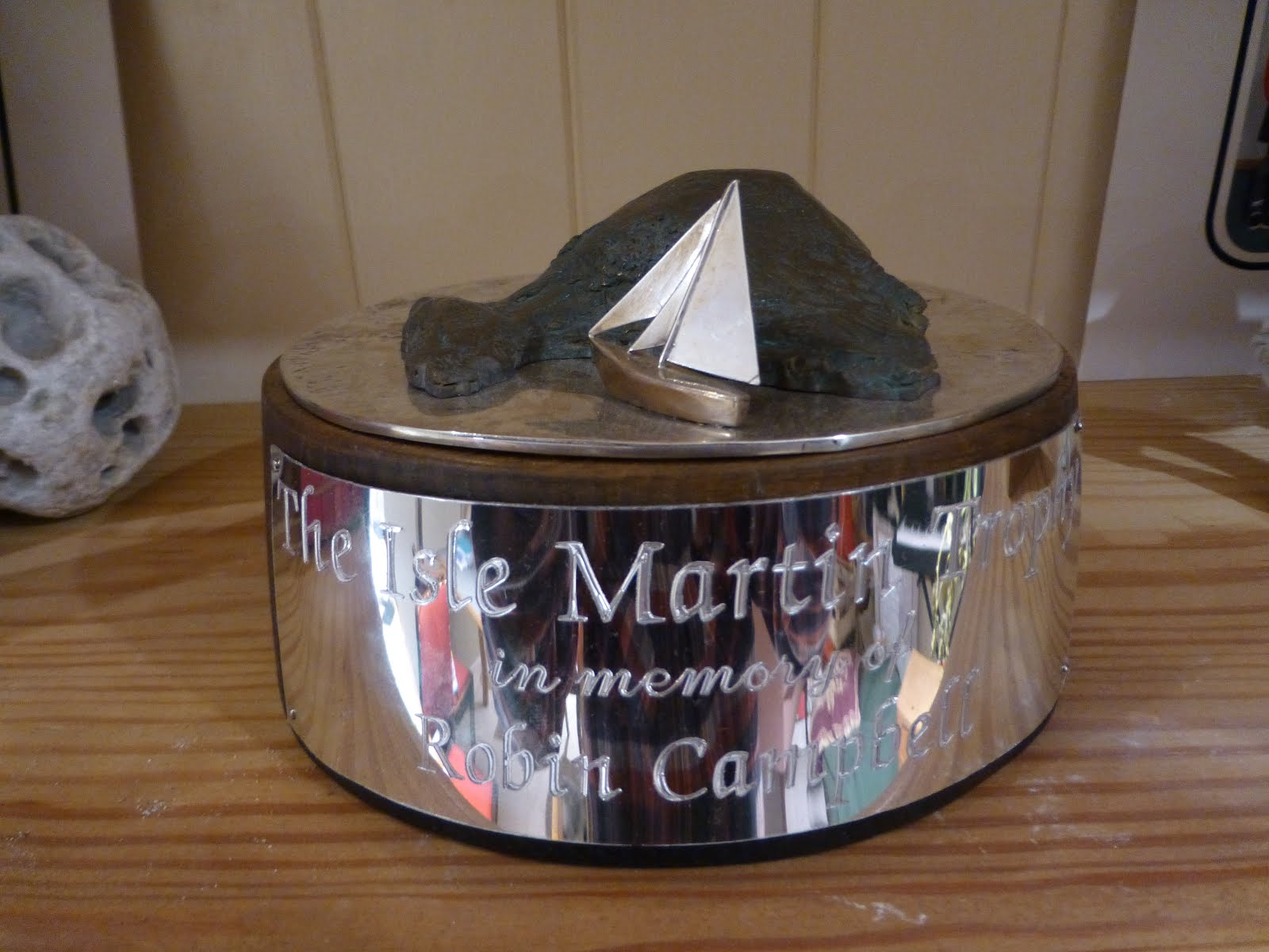 The Isle Martin Trophy