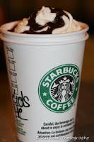 Starbucks cocoa