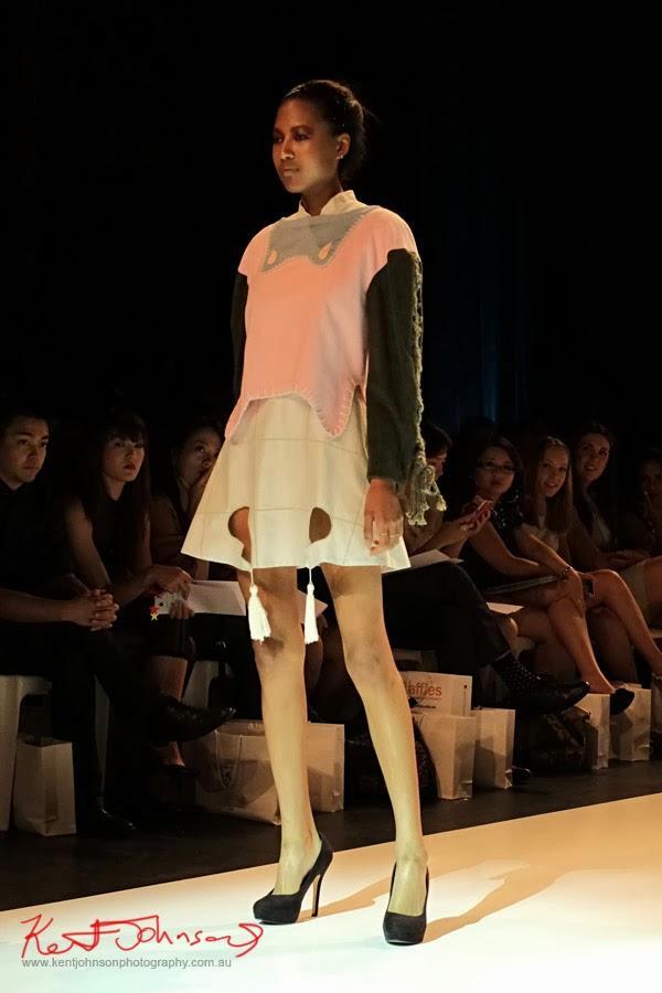 Vivienne Khong, New Byzantium : Raffles Graduate Fashion Parade 2013 - Photography by Kent Johnson.