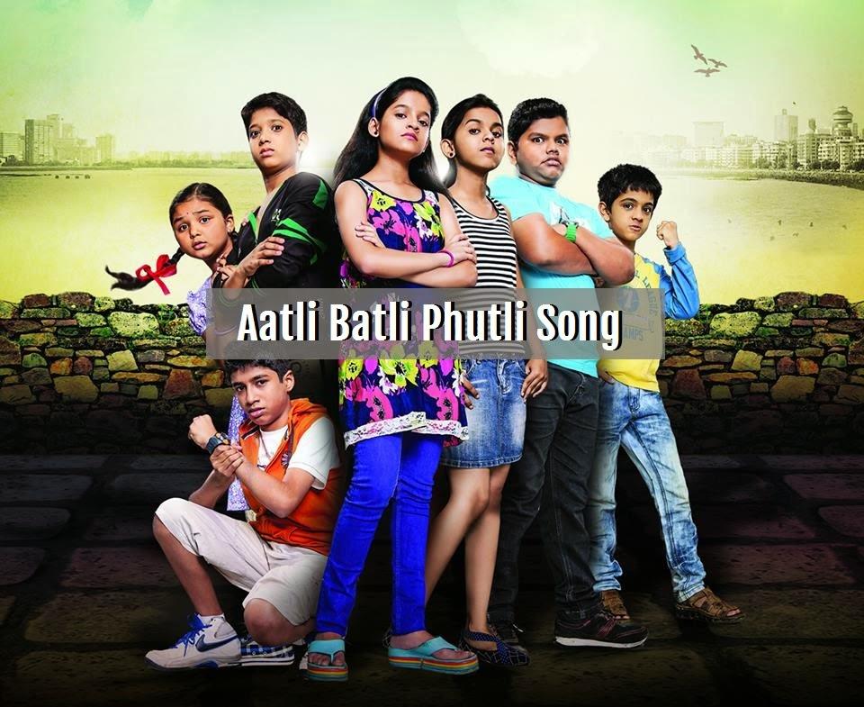 Aatli Batli Phutli Title Song by Awadhut Gupte
