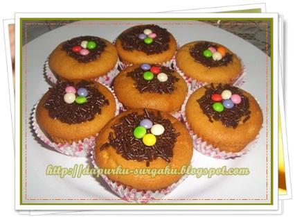 Olahan Ubi Kuning, Resep Cake Ubi Kuning, Cake Dari Tepung Beras, Cake Tanpa tepung Terigu, Cake Tanpa Margarin Dan Mentega, Cake Tanpa Pengembang Tambahan, Cup Cake Ubi Kuning Tepung Beras