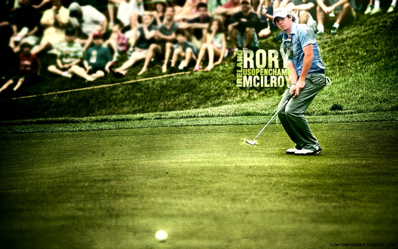 Rory Mcilroy wallpaper HD background download Facebook Covers