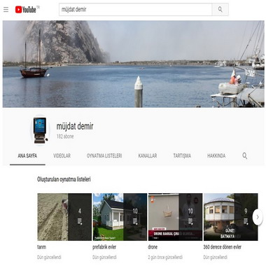 youtube com - müjdat demir