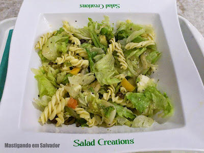 Salad Creations: Pasta Salad