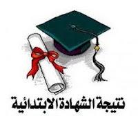 نتيجة الصف السادس الابتدائي الفصل الدراسي الأول 2013 محافظة الجيزة برقم الجلوس