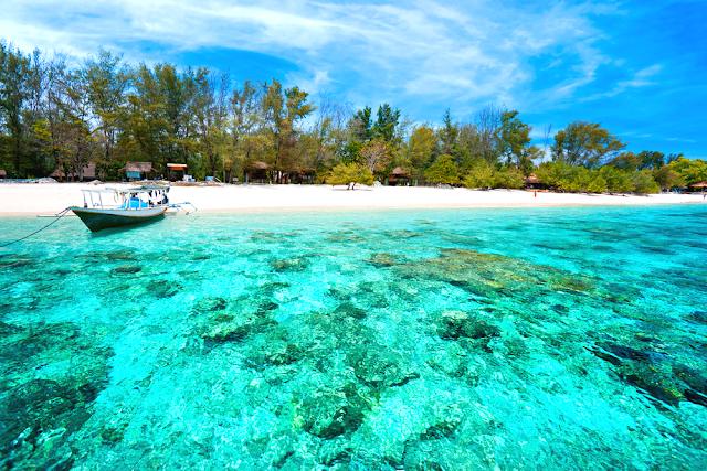 Tempat Wisata Gili Trawangan, Lombok
