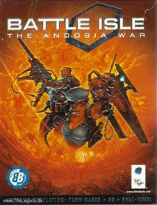 Battle Isle 4 The Andosia War Bonus Disk   PC