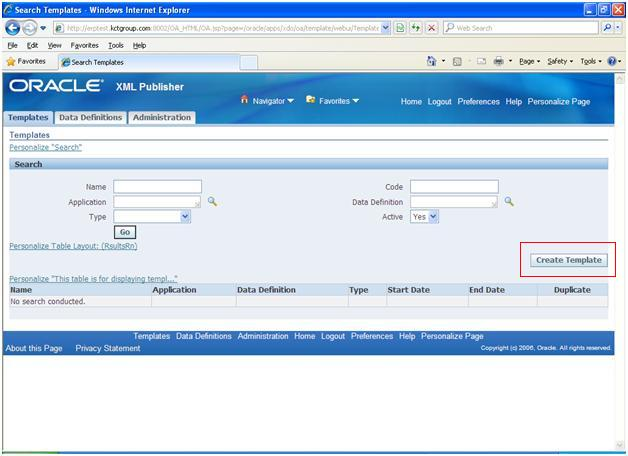 Oracle concepts for you how to attach multiple templates for How to create rtf template for xml publisher