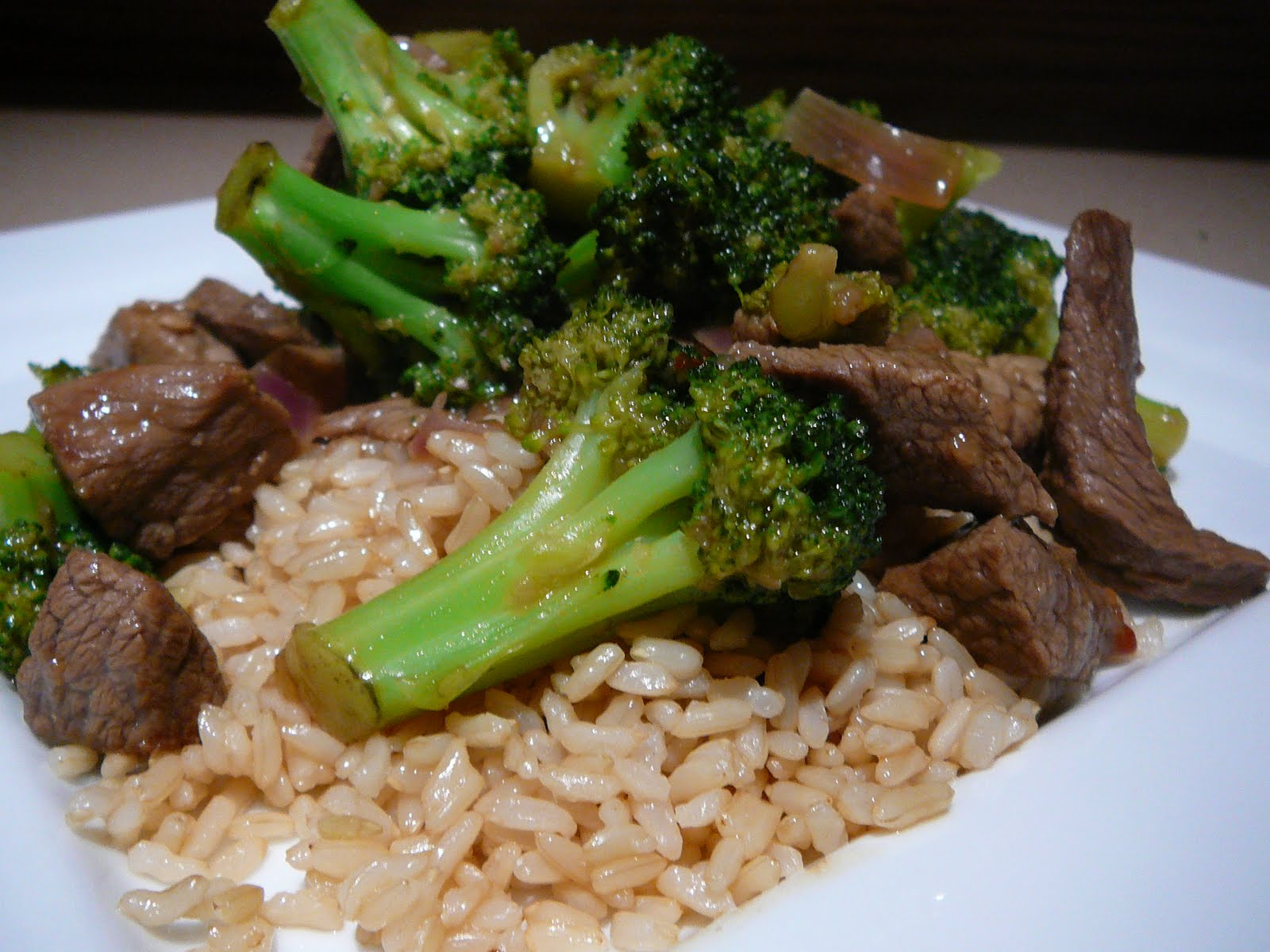 Eighty Twenty: 80--- Beef & Broccoli