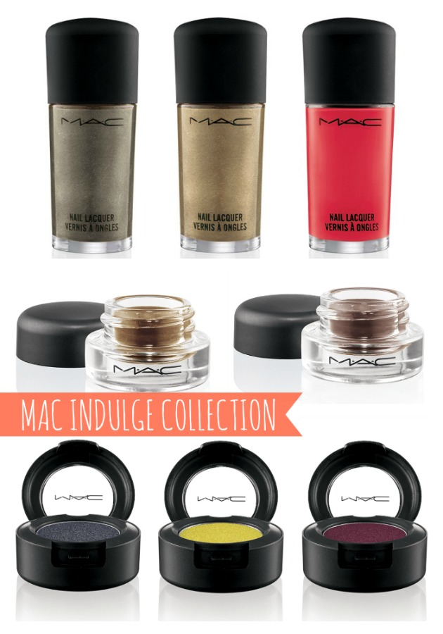 MAC Indulge Beauty Collection Autumn 2013