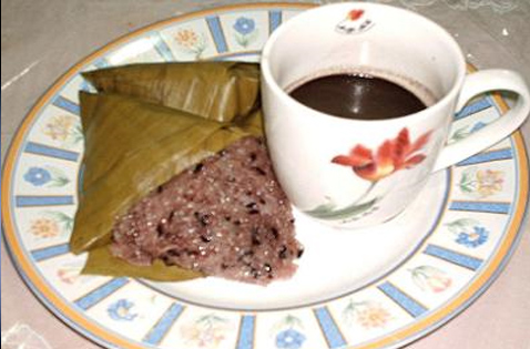 Puto-Maya-and-Sikwate-mustbethatgirl - Bohol: Sekwate ug Puto Maya - Philippine Photo Gallery