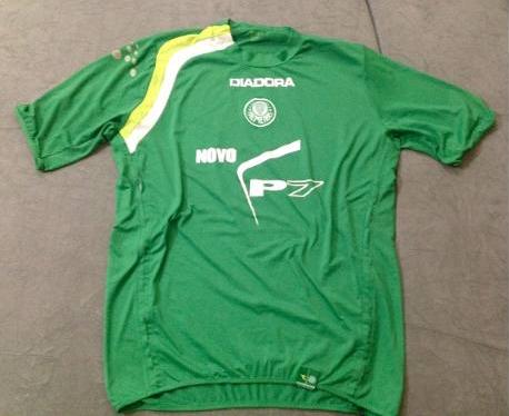 As camisas de jogo mais aleatórias do Palmeiras - Palmeirismo 70d11ff8a528f