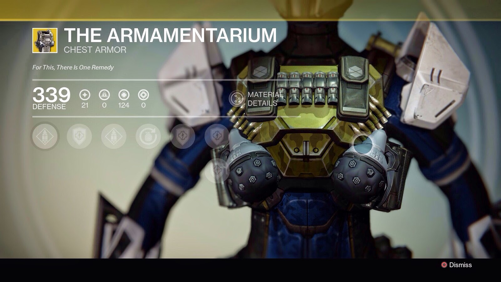 The best exotic armor for titan in destiny ps4 games