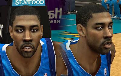 NBA 2K13 O.J. Mayo Cyberface Mod