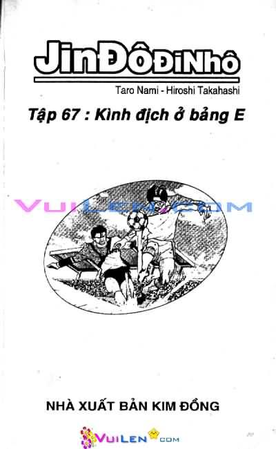 Jindodinho - Đường Dẫn Đến Khung Thành III Tập 67 page 1 Congtruyen24h