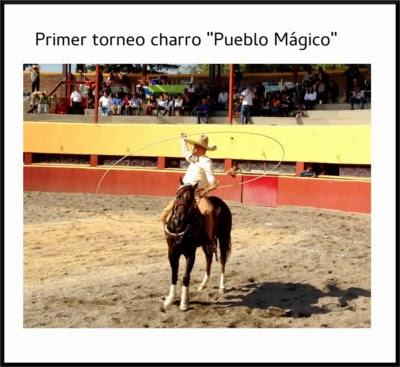 Lienzo Charro de Tepotzotlán
