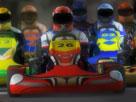 3D Go Kart Yarış Yapma Oyunu