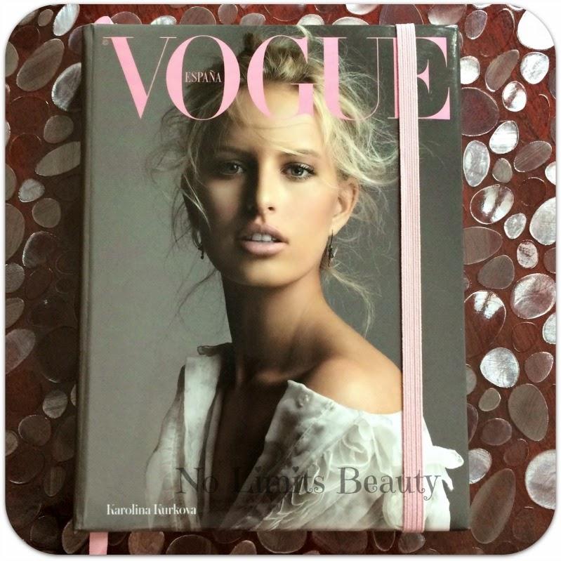 Regalo Revista Vogue Enero 2015: Agenda