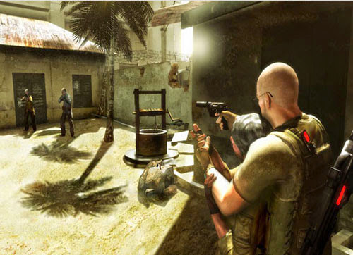 Tom Clancy's Splinter Cell: Double Agent Pc Game Screenshot