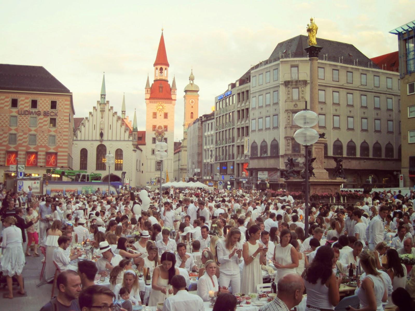 Munich Marktplatz