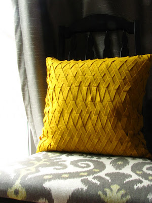 how to sew Pillow