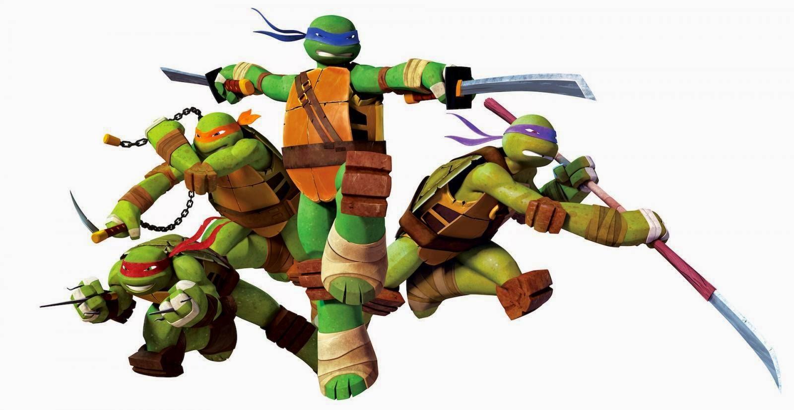 Movie Review: Teenage Mutant Ninja Turtles (2014) ~ GOLLUMPUS