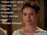 Charmed Weekly Quotes