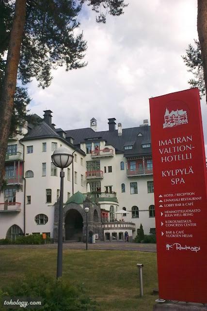 Spa Hotel Rantasipi Imatran Valtionhotelli